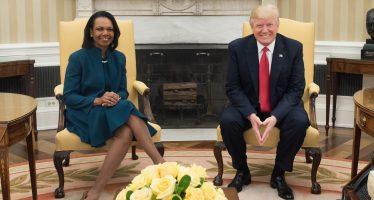 ¿Condoleezza Rice, representante de EEUU para los Balcanes?