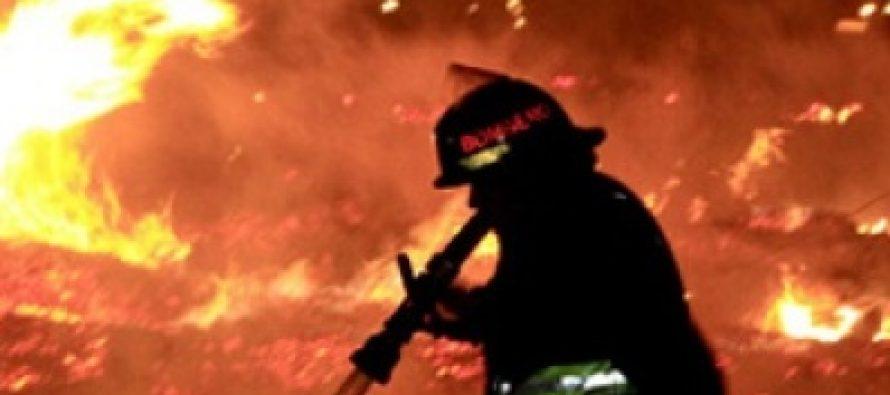 """California en """"peligro extremo de incendio"""": retorno de vientos"""