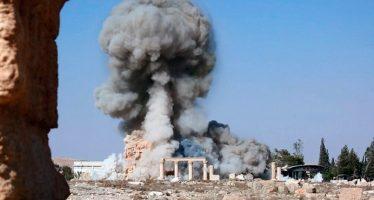 Entrega Rusia a Siria una copia en 3D de Palmira