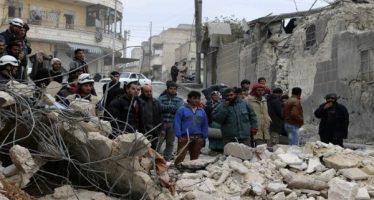 Invasión a Siria suma 470 mil muertos, en seis años
