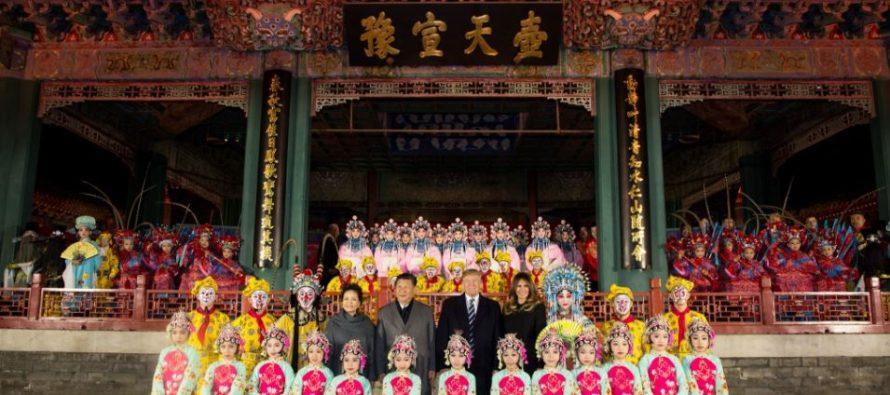 Trump advierte a Pionyang desde Corea del Sur