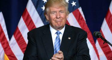 Presidente Trump inicia gira por Asia