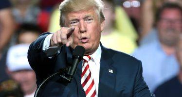 """Trump reitera condiciones: """"Sin muro, no hay DACA"""""""