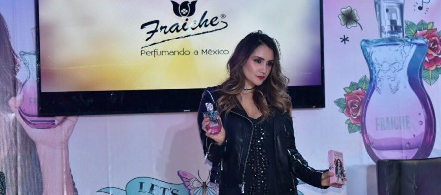Let's Rock, el nuevo envase de la colección de Dulce María llega al mercado de la mano de Fraiche