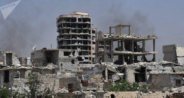 ¿Cuánto costó destruir Siria?