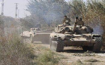 Ejército sirio halla armas de EU y la UE pertenecientes a Daesh