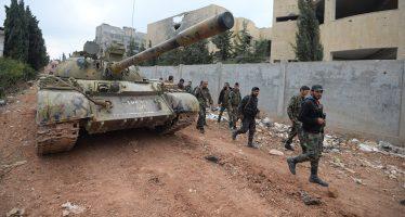Ejército sirio cerca el último baluarte de Daesh en Siria
