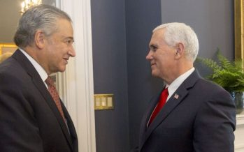EE.UU. y Colombia comprometidos en lucha contra las drogas