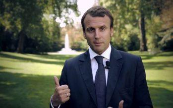 Disturbios en París, en protesta contra reformas de Macron