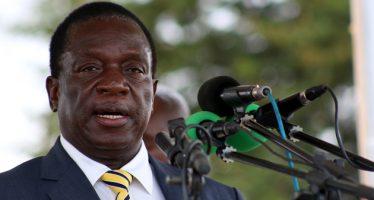 """Nuevo presidente de Zimbabue promete elecciones """"democráticas"""""""