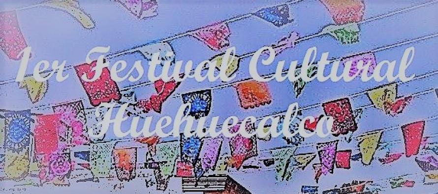 Se llevará a cabo el Primer Festival Cultural Huehuecalco