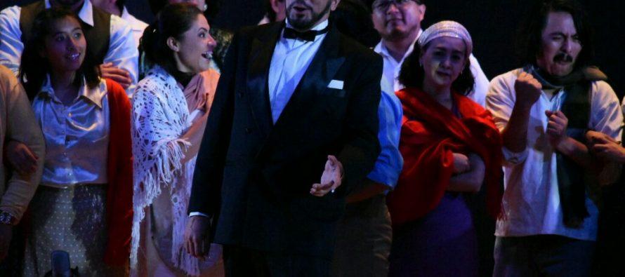 La Filarmónica de las Artes presentóPagliaccidel compositor Ruggero Leoncavallo.