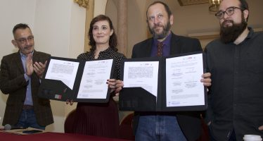 La Secretaría de Cultura de la Ciudad de México firma Convenio Marco de Colaboración con la RECIO