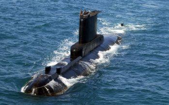 Al submarino argentino le quedaría un día de supervivencia