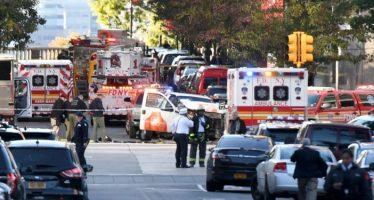 ISIS se atribuye ataque en Nueva York,
