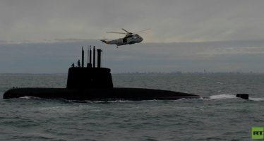 Rusia envía ayuda a Argentina para búsqueda del submarino