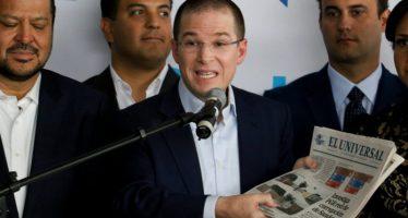 Condena SIP que PAN ataque a El Universal