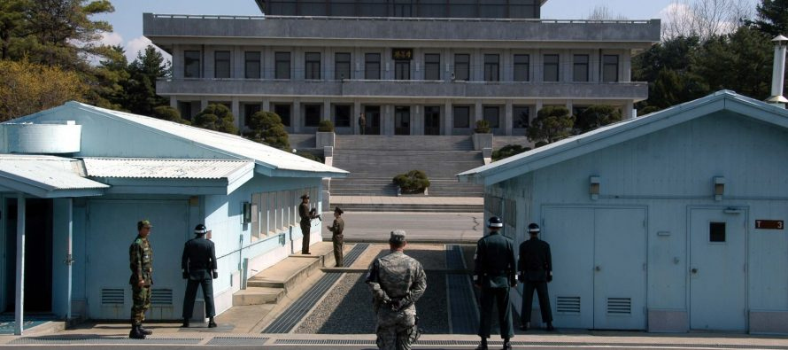 Trump vislumbra diálogo entre Corea del Norte y Corea del Sur
