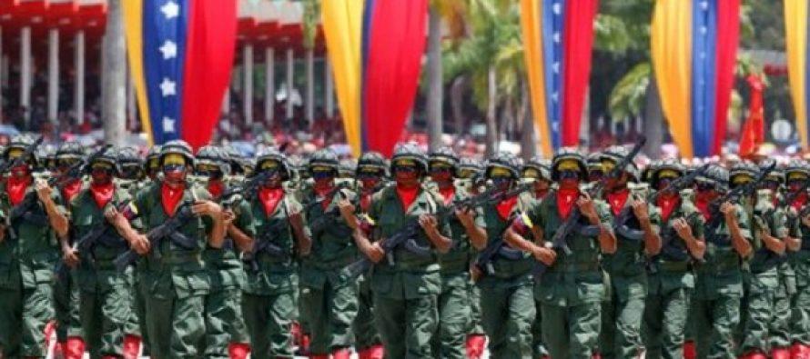 Venezuela, al borde de una invasión a cargo de aliados de EEUU