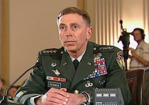 General Petraeus. Wikimedia Commons
