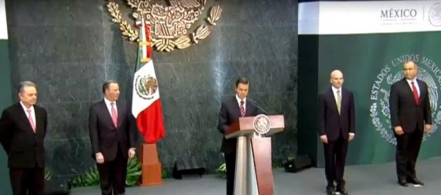 Peña designa a Miguel Ortega como director general del IMSS