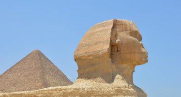 Descubren una cámara oculta en la Gran Pirámide de Guiza