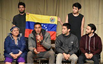 Coproducción Venezuela-México, Hamlet en Caracas se vuelve a preguntar, en pleno siglo XXI, ¿ser o no ser?
