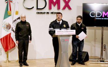 98 mil policías cuidarán la CDMX, este fin de semana