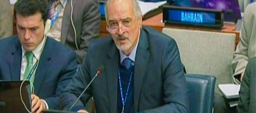 Israel apoya a terroristas de Al Nousra en Siria: Jaafari
