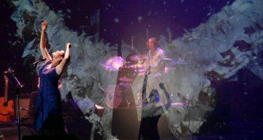 Presentó Jaramar su discoSueños (un viaje)en espectáculo multimedia en el Teatro de la Ciudad Esperanza Iris
