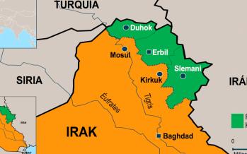Fuerte terremoto de 7.2 grados sacude el Kurdistán iraquí