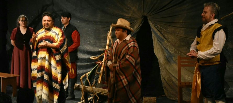 Las Historias de la Llorona, una producción de Alan Medina