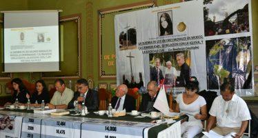 Denuncian relación de jerarcas eclesiales con criminalidad