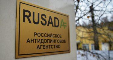 WADA mantiene suspensión de la Agencia Antidopaje de Rusia