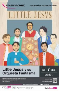 Little Jesus y sus Orquesta Fantasma 4