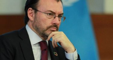 Videgaray ve cercana conclusión de renegociación de TLC
