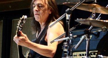 Fallece Malcolm Young, cofundador de la banda AC/DC