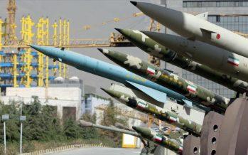 Irán advierte a Europa que tiene cómo defenderse