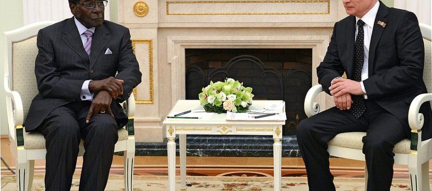 La verdadera causa de la caída de Mugabe
