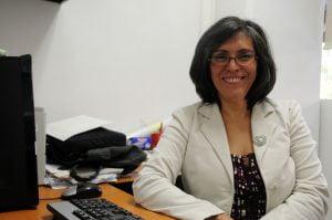 Dra. Guadalupe Huerta Moreno. Foto: UAM