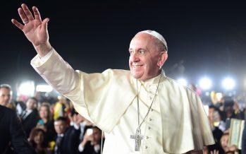 """Papa Francisco: """"Qué hermoso es ver a los hermanos unidos"""""""