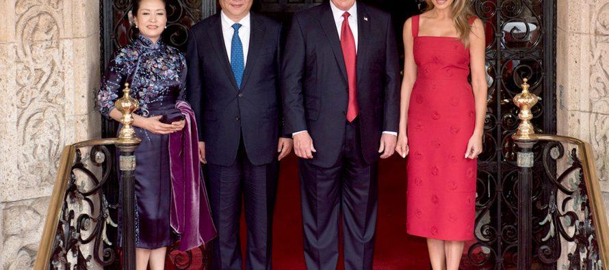 Trump y Xi ofrecen caminos opuestos a empresarios asiáticos
