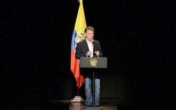 Presidente Santos evalúa Acuerdo de Paz con las FARC