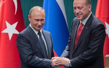 Así es el potencial conjunto de Rusia y Turquía