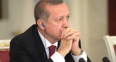 Erdogan: EU contra terrorismo para crear nuevo Oriente Medio