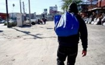 Solidaridad durante fiestas decembrinas en frontera de Sonora