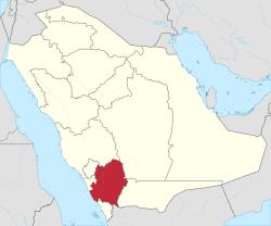 Provincia de Asir, en Arabia Saudita. Foto: Wikipedia