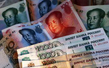 Comercio entre Rusia y China: $66.000mdd  para 2017