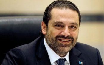 Hariri regresa al Líbano, tras haber renunciado en Riad