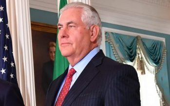 Secretario de Estado saldría del gabinete de Trump